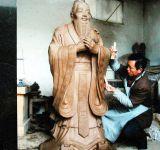 来东山和他的黑陶艺术