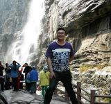 云台山红石峡