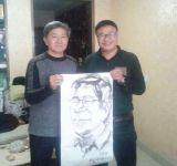 国家一级美术师郑金林