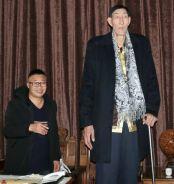 世界第一高人鲍喜顺