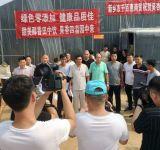 中国·吴杏村首届三伏大棚瓜果采摘节开幕