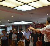 贵州贵牛酒举办书画笔会庆祝建党98周年