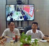 中共固始县驻郑州工作委员会召开党委扩大会议