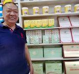 """李林奇获""""中国富硒农业科技创新领军人物""""奖"""