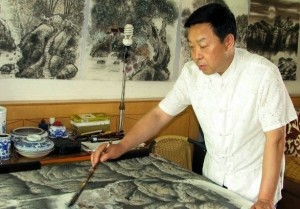 刘长庚 著名山水书画家