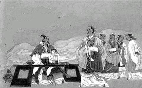 100个成语典故及其历史人物故事(中)